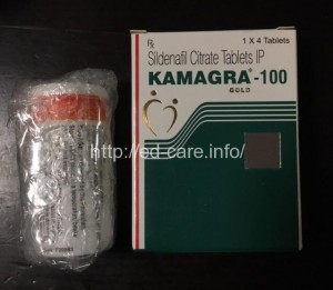 カマグラ発泡錠とカマグラ100mg