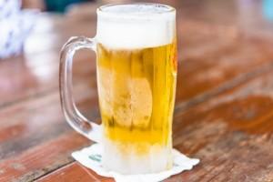 カマグラゴールドの副作用はビールに似ている?