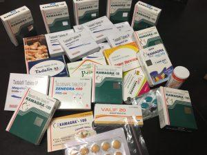 様々なED治療薬